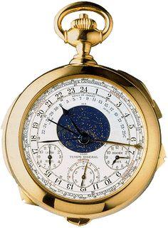 Patek Philippe Calibre 89 Pocket Watch