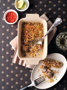 脂の乗ったいわしをサクサクのパン粉と一緒にいただく、シンプルおいしいワインおつまみ|『ELLE gourmet(エル・グルメ)』はおしゃれで簡単なレシピが満載!