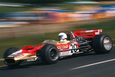 Jochen Rindt at the wheel of his Lotus at the 1970 Belgian Grand Prix Le Mans, Lotus F1, Road Racing, F1 Racing, Jochen Rindt, Belgian Grand Prix, Gilles Villeneuve, Formula 1 Car, F1 Drivers
