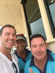Bondi lifeguards are excited today.. Watch this space more to come..