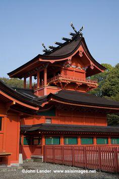 Fuji Sengen Shrine, Shizuoka Japan