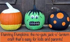 painted pumpkin - Google Search