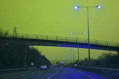 "Saatchi Art Artist Kiran Parmar; Photography, ""Motorway"" #art"