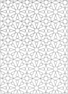Welcome to dover publications patern pattern coloring pages, arabic pattern Geometric Designs, Geometric Art, Geometric Patterns, Color Patterns, Arabic Pattern, Pattern Art, Pattern Design, Pattern Coloring Pages, Coloring Book Pages
