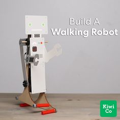 Build a Walking Robot Build a Walking Robot Were Educators Makers & Engineers and We're Passionate About What We Do. The post Build a Walking Robot appeared first on Craft for Boys.