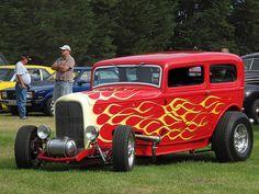 1932 Ford Tudor | by Spooky21