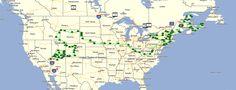 gespanntreisen.com - 2015/2016 Kanada, USA, Mexiko