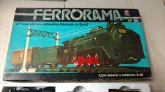 Ferrorama Estrela Xp100 - R$ 200,00 no MercadoLivre
