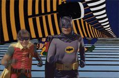 Batman & Robin,,running