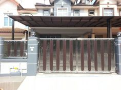 Stainless Steel Gate, Gates, House Plans, Purpose, Safety, Range, Peace, Windows, Key