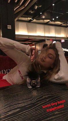 Estilo Gigi Hadid, Bella Gigi Hadid, Gigi Hadid Style, Conquistador, Hadid Instagram, Gigi Hadid Outfits, Models Off Duty, Foto Pose, Insta Story