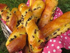 Tous FOOD' elles ...: Brioches suisses de Christophe Felder