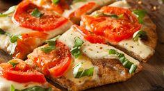 Греческая пицца за 15 минут!