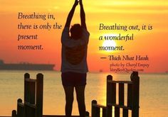 thich nhat hanh quotes breathing in - Google Search