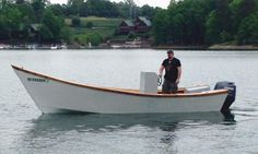 easy to build wood boat plans