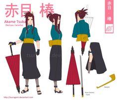 Tsurugami-Tsubaki's latest appearance for part 2 (Shippuden)