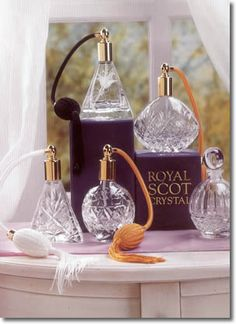 perfume bottles with puffer - Google Search##