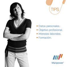 Tips Datos Personales - Manpower Perú