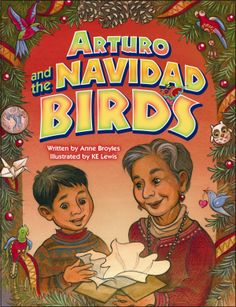 """Arturo & his grandmother decorate her Navidad tree but breaks one of his grandmother's treasured ornaments while she is not in the room. Arturo tries but cannot repair the ornament. But then he is remorseful and tells his grandmother what happened. Abue Rosa is forgiving and takes what Arturo made from the broken ornament and adds it to her Navidad tree and comforts him by saying to Arturo, """"People are more important than things. mi'jo."""""""
