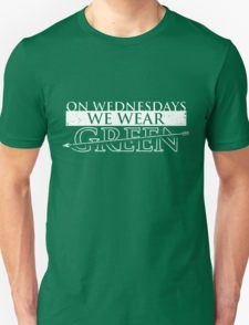Arrow Green Wednesdays T-Shirt