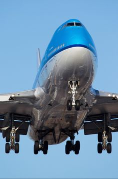 "KLM Boeing 747-406 PH-BFN ""City of Nairobi"""