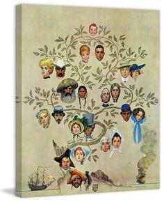 Family Tree - Marmont Hill