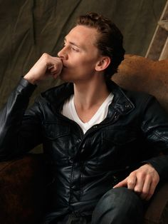Tom. Great actor and oh so charming.