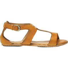 OluKai Pouli Sandal - Women's Mustard / Mustard 9. Upper: Leather is finished with a vegetable tanning process then bonded seamlessly to genuine pig skin. Also hand-sewn upper stitching, adjustable buckle for a customized fit, and leather edge burnishing. Footbed: Leather is finished with a vegetable tanning process then lightly burnished. Latex foam footbed adds padding, contour and anatomical support. Outsole: High-quality, hard Vachetta leather outsole anatomically contoured for…