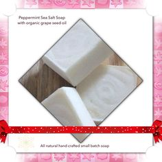 #Peppermint Soap