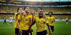 Fechas exactas en que jugará nuestra selección Colombia en la Copa América ~ Entérate Cali