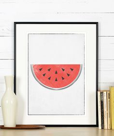 k che poster ananas minimalistisch obst a3 produkte. Black Bedroom Furniture Sets. Home Design Ideas