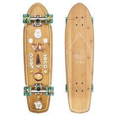 GLOBE Tracer Classic Bamboo/Sushi cruiser en bambou 31 x 8.25 pouces 169,00 € #skate #skateboard #skateboarding #streetshop #skateshop @playskateshop