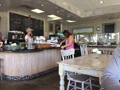 Wild Strawberry Cafe - Newport Beach, CA, United States. Cute little cafe