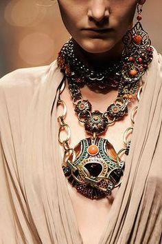 My Dreams - Lanvin jewelry
