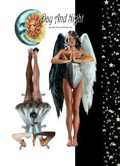 Marianne's Fantasy Art: Fantasy Paper Dolls