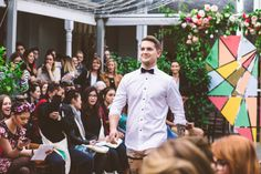 Don't forget about the groom. They need great hair too!!! Blow Dry Bar the Official Hair Partner of One Fine Day, Melbourne.