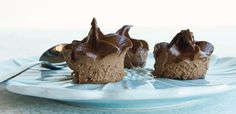 Frozen Chocolate Banana Delight Recipe   (make it vegan by using agave!) alive.com