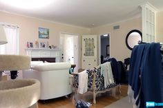 Interior Therapy with Jeff Lewis Photos   Before and After: Crystal and Brian