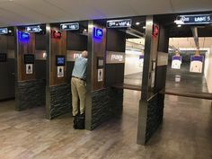 Hand crafted and custom built in the United States, the 28 lane range at Buds Gun Shop in Lexington, KY is unlike any other in America. Best Friend Dates, Indoor Shooting Range, Reloading Bench, Sewer System, Kayaking Gear, Dream House Plans, Game Room, Guns, Archery Hunting