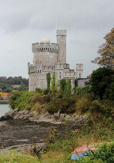 Blackrock Castle, Cork, ireland #castle ..rh