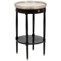 French Directoire Style Side Table