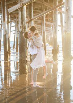 Couples Beach Photos