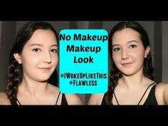 No Makeup, Makeup Look! Makeup Tutorials, Makeup Looks, Make Up Tutorial, Make Up Looks