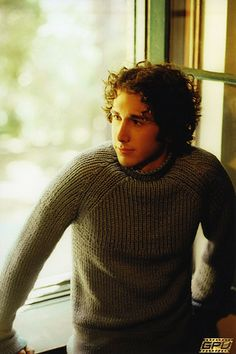 I Josh Groban  selected for this role. Although in the book Anzoletto   blonde, so I think it's incidental factor when we consider that Josh looks exactly like an Italian: D He totally fits the character of the handsome Italian tenor singer <3