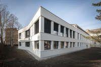 Um- und Zubau Bezirksgericht Feldbach on Architizer