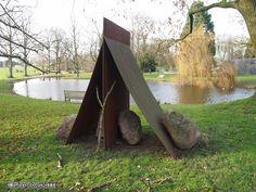 Lee Ufan Skulpturen Relatum wandern