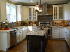 Bring out the inner cook in yourself in this gorgeous kitchen in the St James