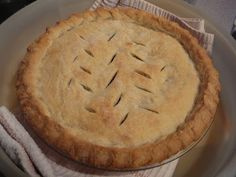 Depression era, old fashioned Raisin Pie,  baked by request, packed up and delivered!!