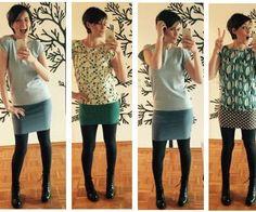Ronjaräubermutter: DIY Stillkleid für gerade mal 14 €