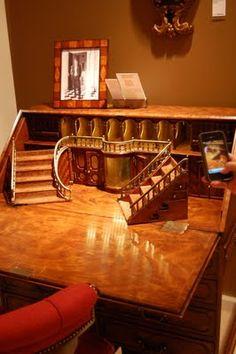 Antiques Secret Compartment And Antique Desk On Pinterest